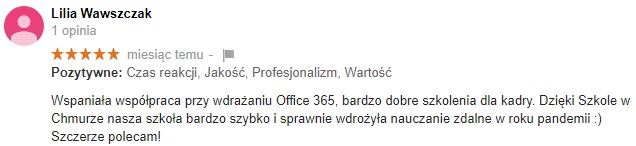 akademia office 365 opinia